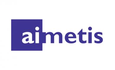 Aimetis logotyp