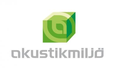 Akustikmiljö logotyp