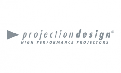 Projection Design logotyp